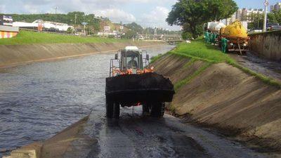 MOPC adjudicó US$ 9,6 millones para drenaje