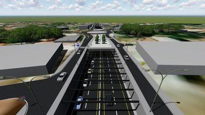 MOPC recibe crédito para nuevo túnel