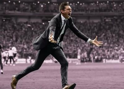 Diego Alonso es el primer entrenador del Inter Miami