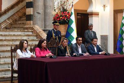 Bolivia expulsa a diplomáticos de México y España, que devuelve el gesto