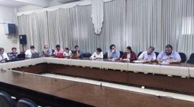 Proyectan prioridad a empresas paraguayas para construcción de defensa costera en Pilar