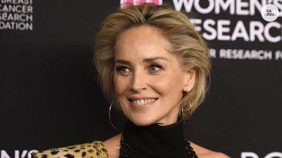 Sharon Stone bloqueada en un sitio de citas