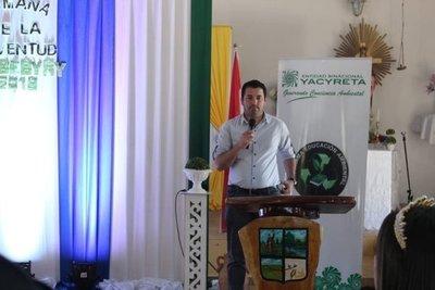 Ignacio Brizuela; ''malversación de fondos del municipio, fue en administración anterior''