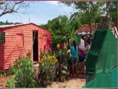 5 huérfanos tras aparente feminicidio en Itapuá