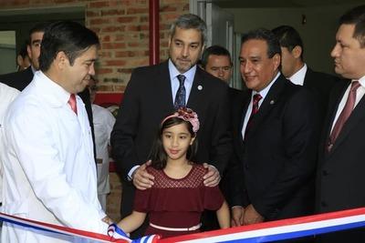 Se inauguró un nuevo Pabellón Quirúrgico en el Hospital de Luque