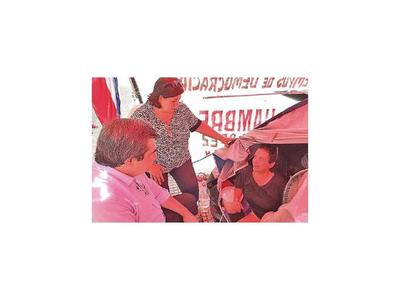 FG apoya el reclamo de Kattya Filártiga