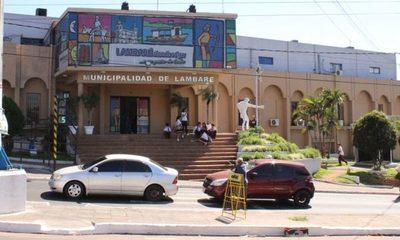 """Intervención revela presunta """"caja paralela"""" en municipalidad de Lambaré"""