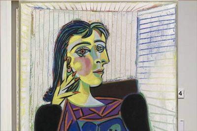 Acusan de daño criminal a un hombre que rasgó un Picasso en la Tate Modern