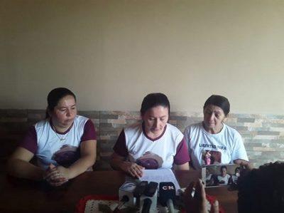 La familia suplica la liberación de Félix Urbieta