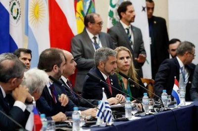 """Abdo Benítez destaca gestión de la """"diplomacia económica para el desarrollo"""""""