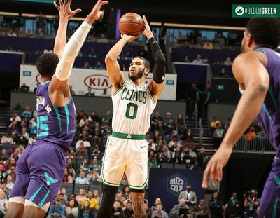 Los Celtics se afianzan líderes