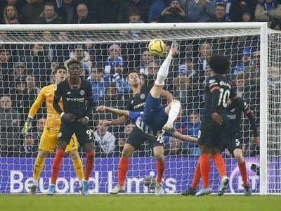 El Chelsea deja escapar la victoria en su visita al Brighton