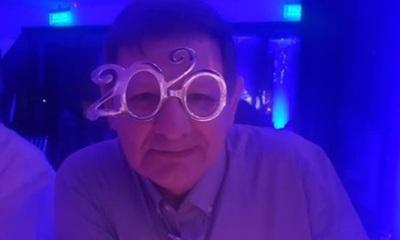 Carlos Martini recibió el 2020 con la mejor onda