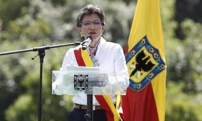 Tomó posesión primera alcaldesa de Bogotá
