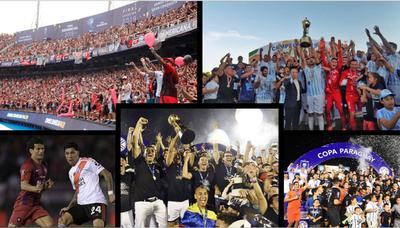 Diez momentos top del fútbol paraguayo en el 2019