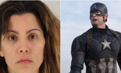 """Detienen a actriz de """"Capitán América"""" tras asesinar a su madre"""