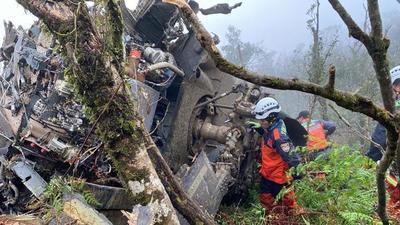 Gobierno envía sus condolencias a Taiwán tras accidente donde fallecieron altos mandos militares