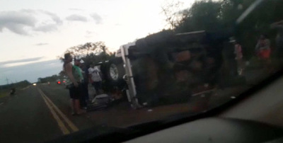 Concepción: Mujer muere en accidente de tránsito