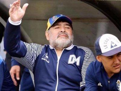 ¿Diego Maradona, técnico de una selección de Sudamérica?