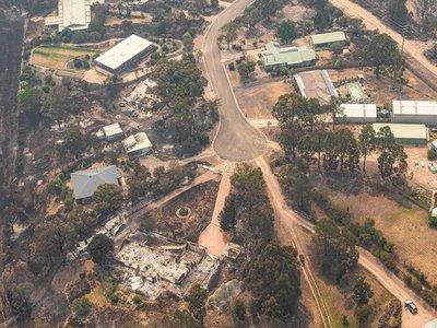 Australia ordena más evacuaciones por incendios que ya han causado 17 muertos