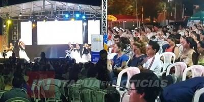 ARRANCÓ AYER LA 32° EDICIÓN DEL FESTIVAL NACIONAL DEL CHIPÁ