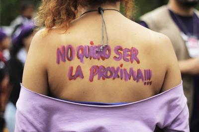 46 paraguayas fueron víctimas de feminicidio durante 2019