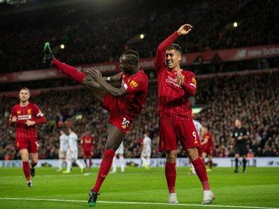Otra victoria incontestable del Liverpool