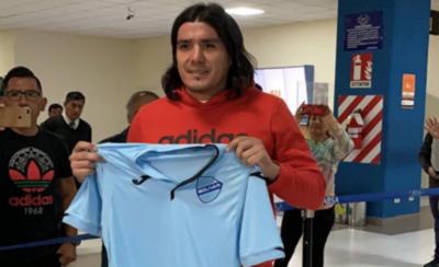 HOY / Bolívar presenta a Fidencio Oviedo