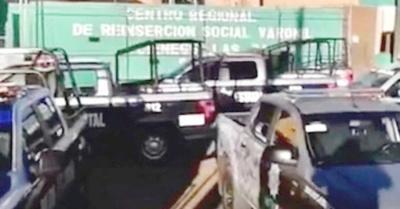 """""""Amistoso"""" en la cárcel  acabó con ¡16 muertos!"""