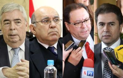 El presidente Abdo aceptó las renuncias de los implicados en acuerdo de Itaipú