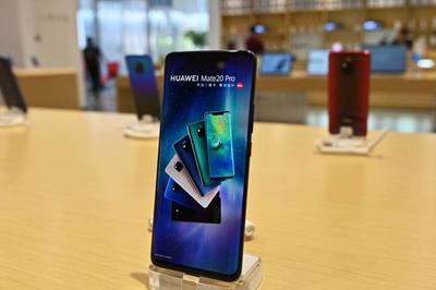 Huawei reconoce una caída importante en la venta internacional