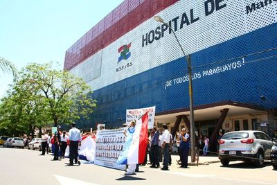 Hace 11 años no se renuevan los equipos en el Hospital del Trauma