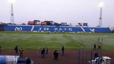 Al final, River Platea y Olimpia jugarán mañana en el Defensores del Chaco