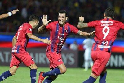 Cerro Porteño y Libertad se instalaron en los octavos de final de la Copa Libertadores