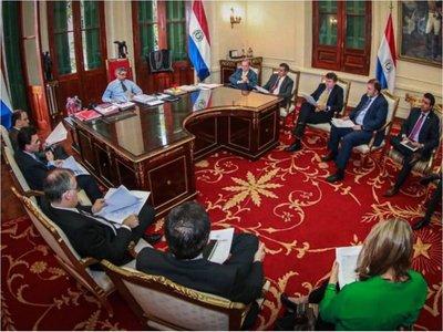 Ministros de Mario Abdo se toman una pausa por fin de año