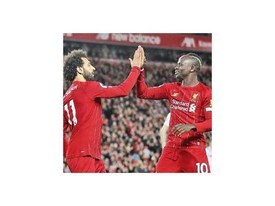 Liverpool sigue su marcha invicta