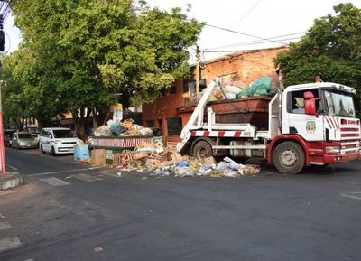 Retiran   170 toneladas  de desechos del mercado