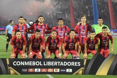 Semana de Copa para los equipos paraguayos