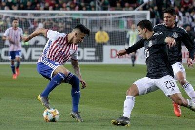 Paraguay cae ante México y cierra con derrotas sus amistosos fecha FIFA