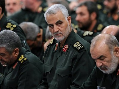 EEUU mata a general iraní y aumenta la tensión en Bagdag