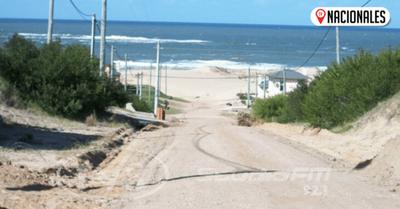 Un paraguayo muere ahogado en una playa de Uruguay