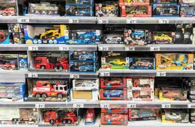 El juguete más vendido pero que aún no está disponible? hasta mayo de 2020