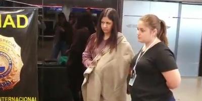 Detienen a Loreteña que pretendía trasportar droga a España