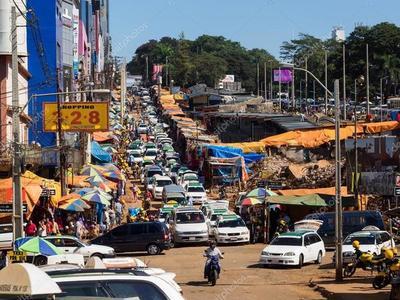 """Ciudad del Este: """"la cota turística a brasileños trae esperanza a la economía"""""""