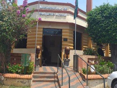 Intervención en municipalidad de Benjamín Aceval concluye con 11 denuncias constatadas
