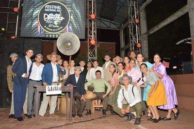 Alistan detalles para el Festival del Poncho Para'i
