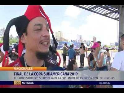 FINAL DE LA COPA SUDAMERICANA 2019