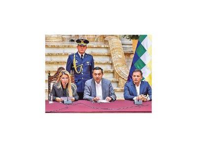 Autoridad electoral anuncia comicios en Bolivia el 3 de mayo