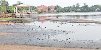 La recuperación del lago Ypacaraí depende del  Gobierno central, afirman
