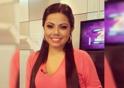 La periodista Vivi Insfrán será mamá